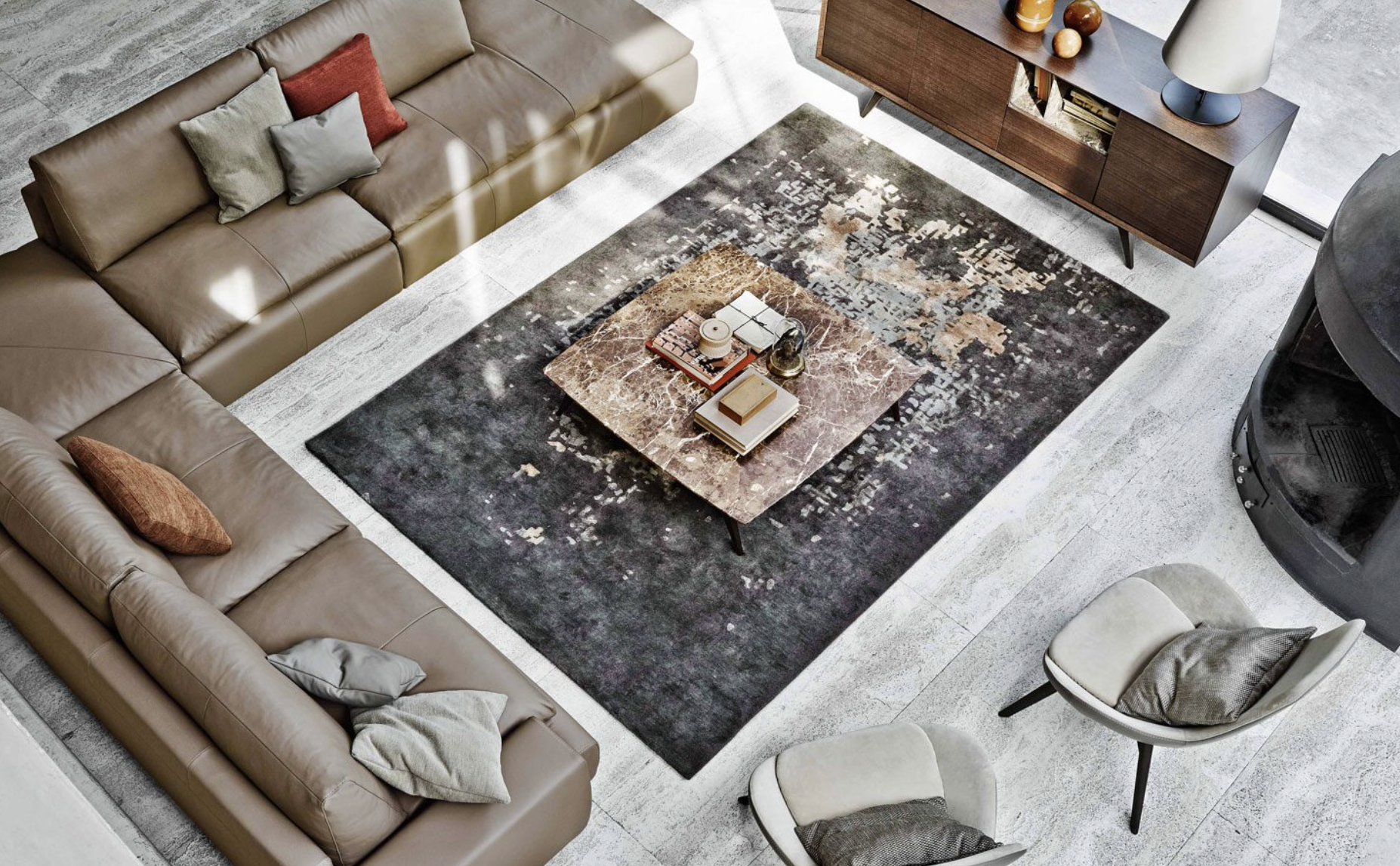 Un grand choix de tapis indoor & outdoor