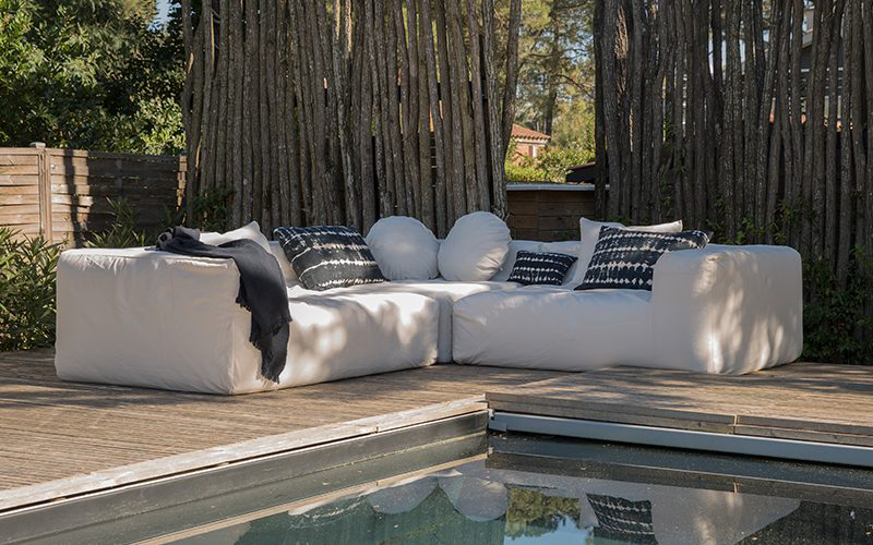 BEDPHILO FAMILY OUTDOOR BLANC