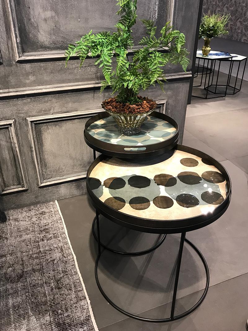 plateau notre monde amazing table basse avec plateau rectangle tray table large by notre monde. Black Bedroom Furniture Sets. Home Design Ideas